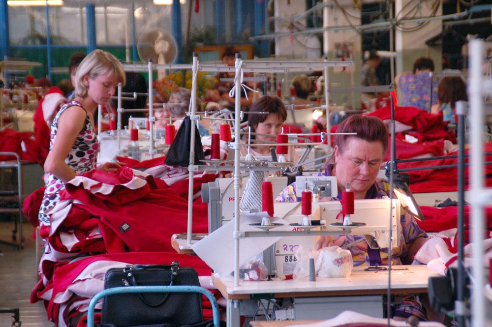 невельское швейное объединение